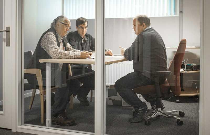Jørgensen - kontorlokaler